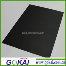 black pvc rigid sheet/ pvc rigid