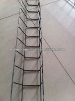 wire basket tray/galvanize cable mesh tray UL.CE.GMC.SGS