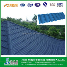 Aluminum Zinc Roofing Shingle/Colorful Sand Coated Steel Roofing\stone coated roof tile