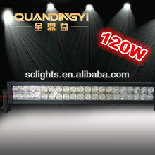 120W Double row Auto led working light bar for SUVS,SHIPPING,OUTDOOR Lighting