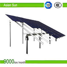 PV Mounting Structure for Solar Energy