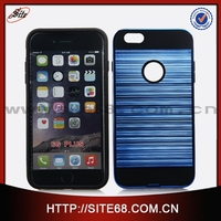 Factory wholesale tpu pc cover for iphone 6 , brand new phone case for iphone 6