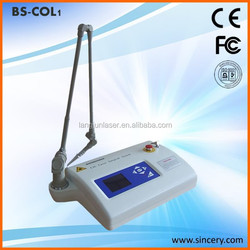 Portable co2 laser surgical machine Portable Fractional laser High Power CO2 Laser