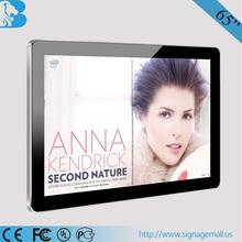 "65"" Full HD wall mounted lcd advertising display / lcd digital signage"