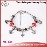 Handmade Bracelet EU Simple Style Vintage Beaded Jewelry Bangles Bracelets For Women
