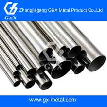 high quality, welded, seamless, aisi 304 stainless steel tube