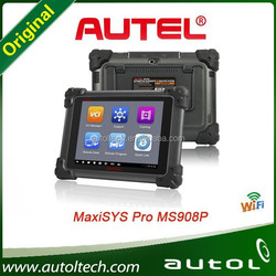 Autel MaxiSys Pro MS908P widely used car diagnostic scanner,autel maxisys ms908p universal car diagnostic tool update onilne rep