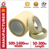 China Suppliers Wholesales High Quality Wide Range Used Rubber Adhesive Paper Masking Tape,