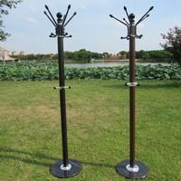 New design metal standing coat rack