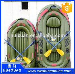 hot sale outdoor inflatable boat high quality 2 person inflatable boat & inflatable kayak,