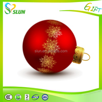 2015 hot sale wholesale christmas ball at factory price