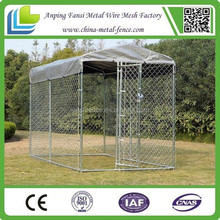 8-gauge welded wire mesh dog cage wholesale heavy duty dog cage for sale