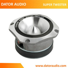1.5'' Titanium car speaker Super Tweeter bullet tweeter Beyma CP22 super bullet tweeter