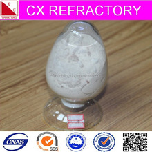 Refractory ramming mix for EAF bottom