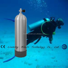 short neck diving tank promotion manufacturer direct sale high quality short neck diving tank