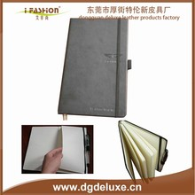 executive creative a5 a6 a4 pu pvc leather diary covers with pen