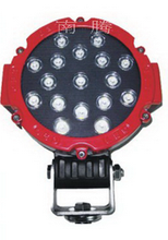 51w led work light IP67 hot sell car jeep suv utv led lighting