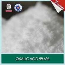 99.6% min Oxalic Acid CAS No.: 144-62-7