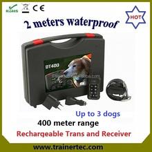China manufacturer dog training design for germany dog collar DT-400