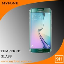 Best Quality Wholesales Price 9H Tough Tempered Glass Screen Protector For Galaxy S6 Edge