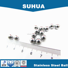 zero defect surface G100 stainless steel ball for nail polish