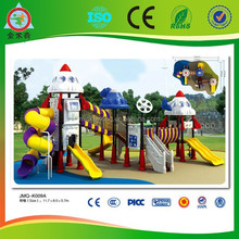 JMQ-K009A 2014 Fashionable playground games /Kids large plastic playgrounds