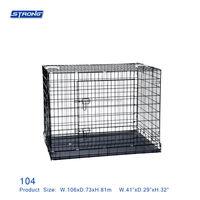 104 dog cage