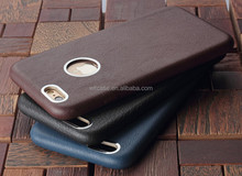 Leather Phone Case for iPhone 6 plus leather case ,