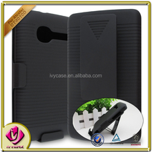 Alcatel accessories hot sales holster combo hard case for OT4010d