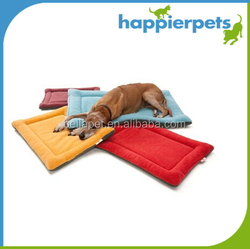Eco Friendly Recycled Fibers Dog Crate Pad