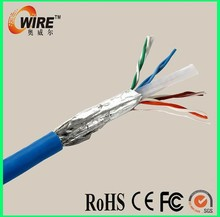 Cable Red Utp Rj45 305m Cat6 0.50mm Css