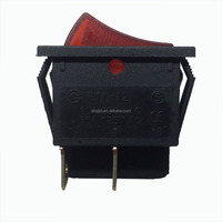 25A 30A rocker switch with screw terminals