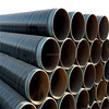 directly buried anti corrosion coating steel pipeline