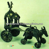 Handcrafted Decorative Bullock Cart