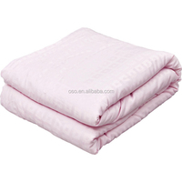 Luxury Top Rated Natural Silk Quilt (Filler 0.8kg)