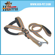 Top gift hot selling leather best electronic dog training dog slip collar leash for christmas