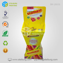 Popular Hot Sale Marketing Bin Display for Gift Candy