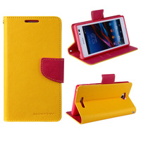 Mercury Goospery Case Mobile Phone For Sony T3 Cases