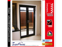 Good quality AS2047 factory supply interior kitchen swing doors