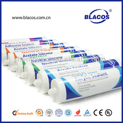 Factory Direct Supply Broad Adhesion 100% Silicone Sealant 1200