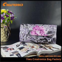 Famous designer shoulder bags for ladies PU leather bag