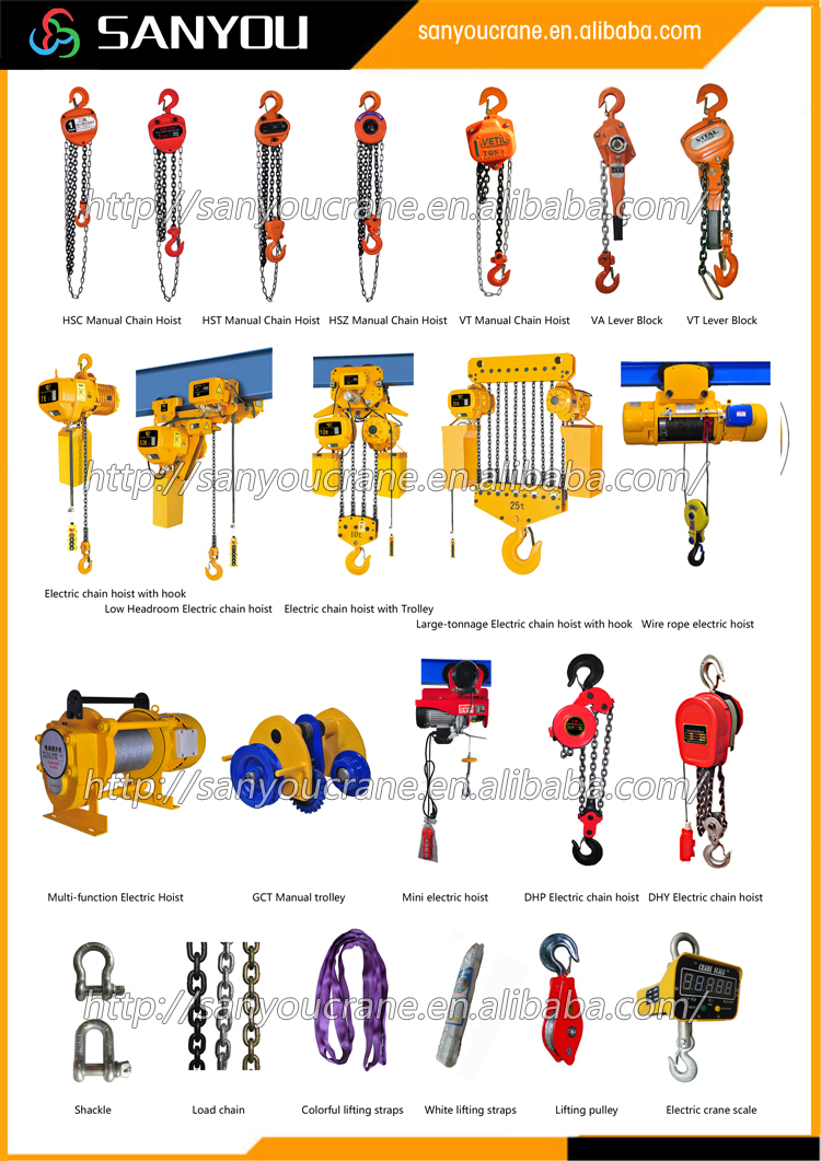 Cd1 Electric Wire Rope Hoist Construction Small Tools - Buy Electric ...