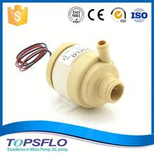 12V Brushless DC mini silent side by side combination refrigerator pump