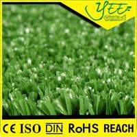 Interlocking Artificial Grass Tile Field Green Artificial Grass Fence