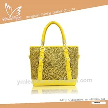 wholesale canvas women tote bag from handbag manufacturer ,trendy portable lady tote bag