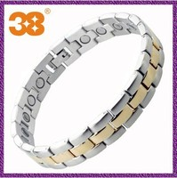 Fashion Men's Titanium Sports Bracelet Clasp