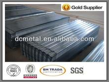 Precision and Beautiful Galvanized Corrugated Steel Sheets