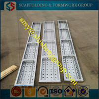 Tianjin SS Group Various Scaffold Plank Dimensions For Choosing