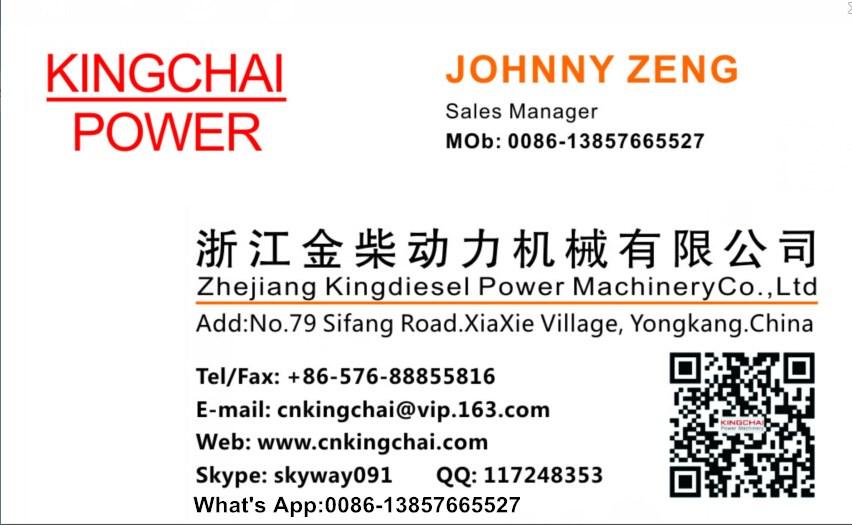 KINGCHAI Силовые Машины 2Kw 3Kw 5Kw 7Kw Квт С Воздушным Охлаждением Тихая Дизель-Генераторов для Домашнего использования
