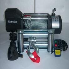 12000lbs 12 v elétrica amplamente utilizado guinchos